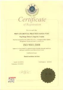 Certifikat EN
