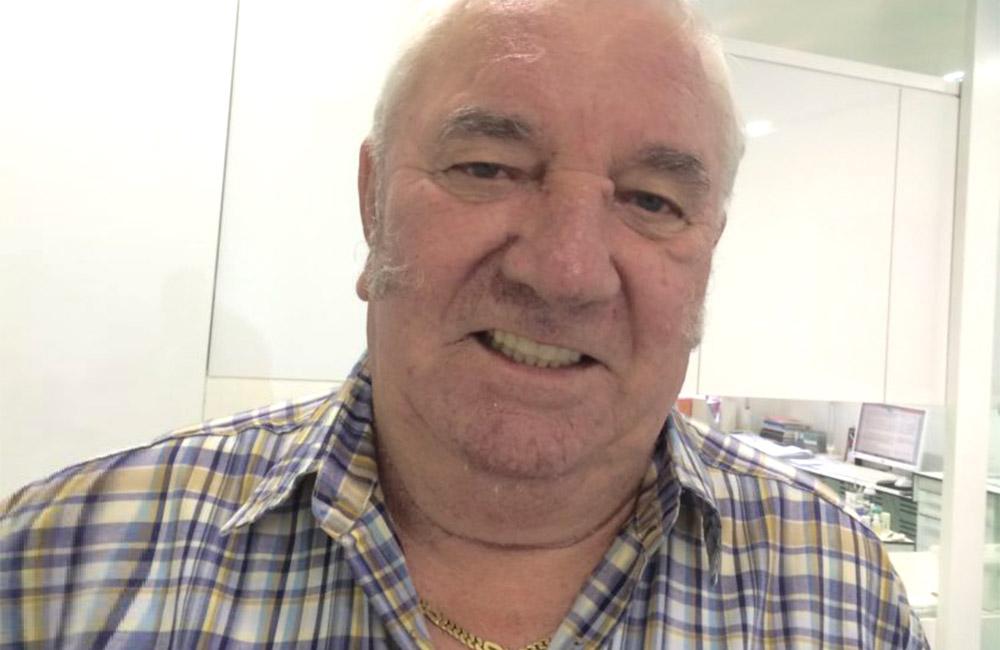 Zadovoljni pacijent Ordinacije Vuić, Martin Konecny, s novim osmijehom