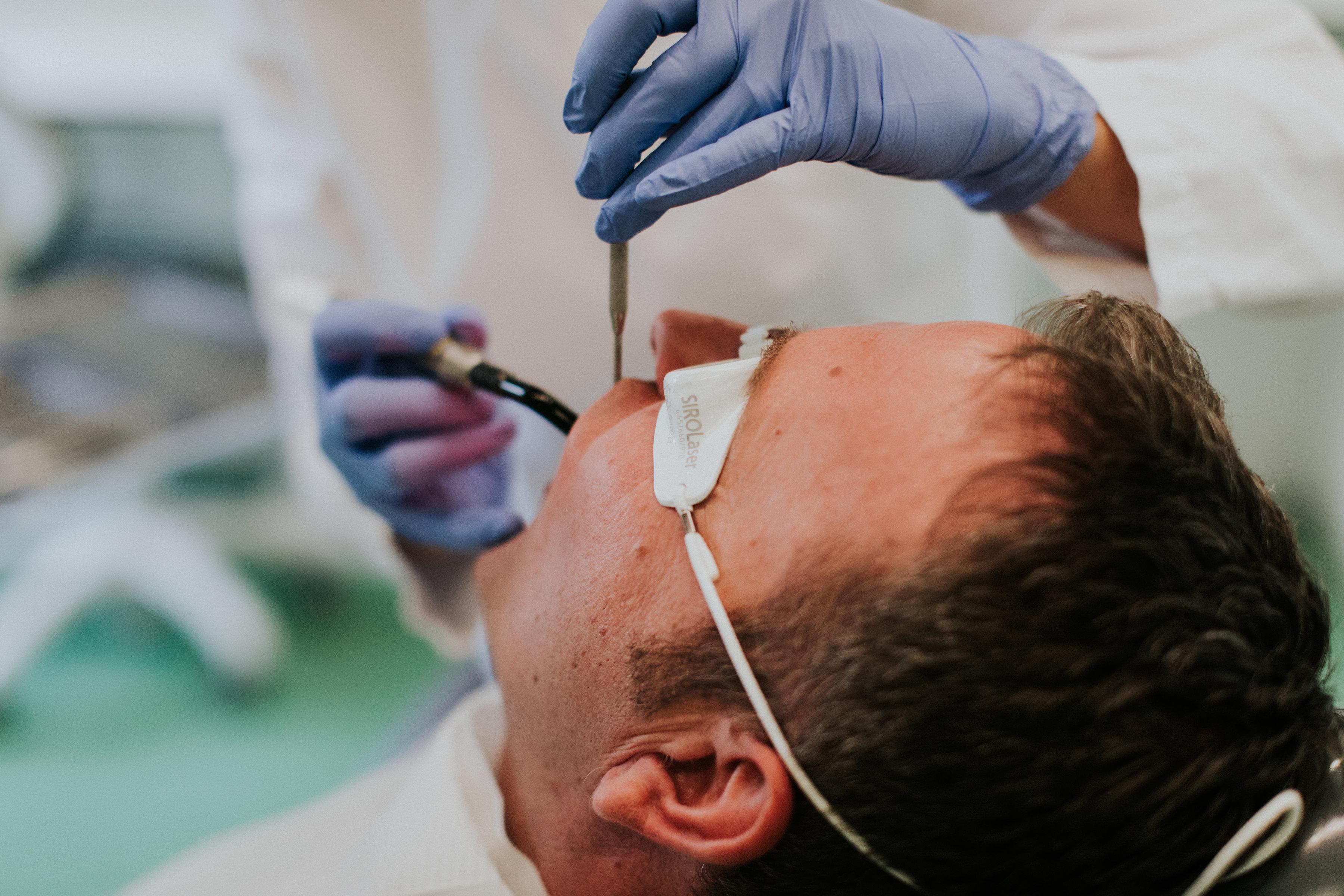 dentalni laser, oralna kirurgija, laserski zahvat, ordinacija sanja vuić, zagreb