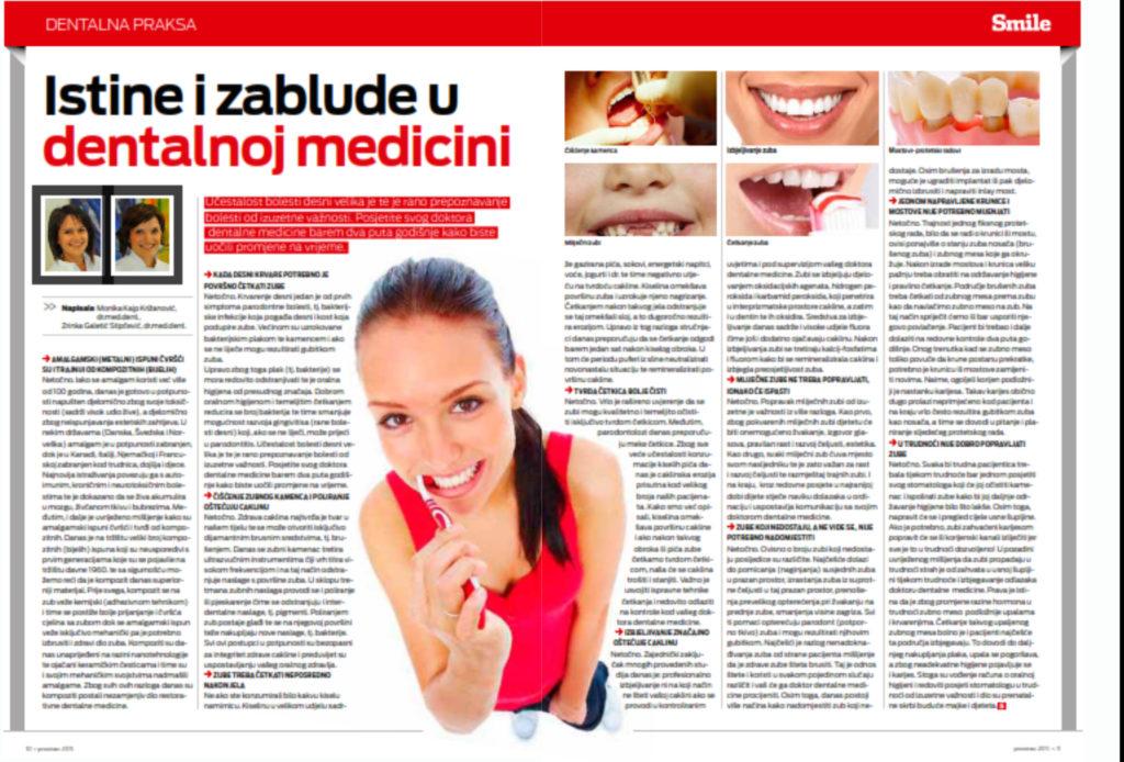 ordinacija sanja vuić, savjeti, trikovi, najbolji zubar, zdravi zubi, zagreb